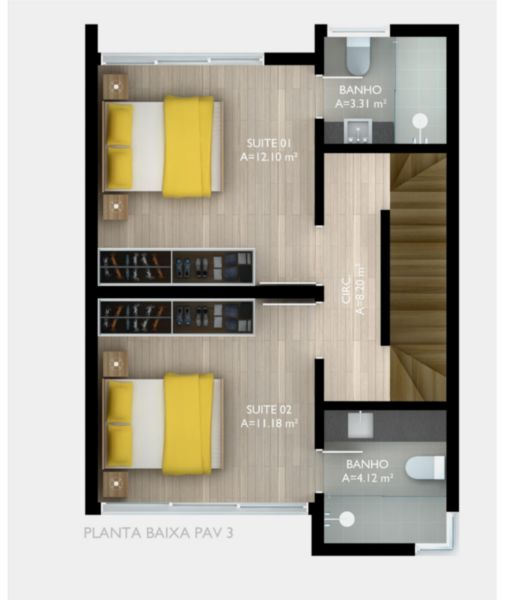 Lineu & Padoa - Casa 3 Dorm, Nonoai, Porto Alegre - Foto 5