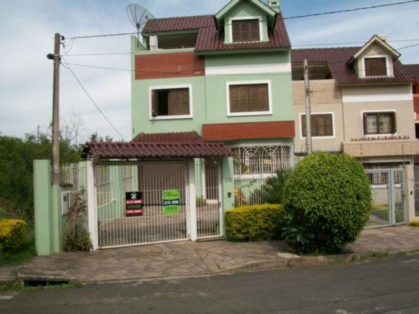 Casa 2 Dorm, Guarujá, Porto Alegre (LP585)