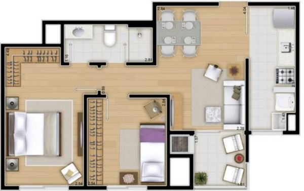 Apartamento em Teresópolis - Foto 3