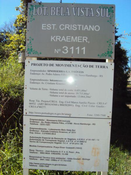 Bela Vista Sul - Terreno, Vila Nova, Porto Alegre (LP727) - Foto 6