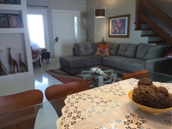 Condomínio Residencial Dona Marilene 3 - Casa 3 Dorm, Ipanema (LP889)